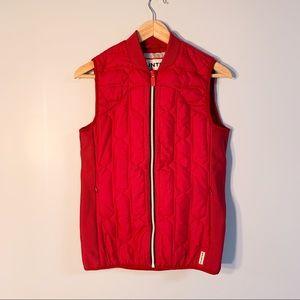 Hunter Original Midlayer Vest: Military Red